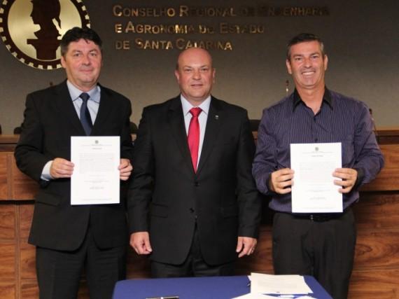 Associados da AEAMVI elegem conselheiros para Câmara de Elétrica do CREA-SC