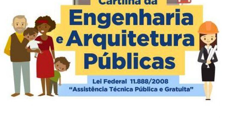CREA lança Cartilha da Engenharia e Arquitetura Públicas durante audiência no MP