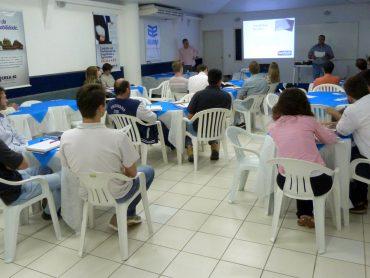 """Curso """"Projetando com Geossintéticos: Soluções para Engenharia Geotécnica"""" – Primeiro dia"""