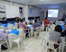 """Último dia do curso """"Projetando com Geossintéticos: Soluções para Engenharia"""