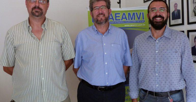 AEAMVI elege representantes para Câmara de Engenharia Civil do CREA-SC