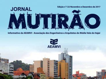 MUTIRÃO Nº 122 | AEAMVI | A Ponte no lugar certo