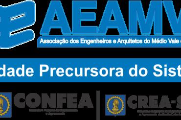 CONFEA reconhece AEAMVI como entidade precursora do Sistema