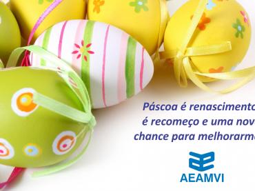 Uma Feliz Páscoa para todos!