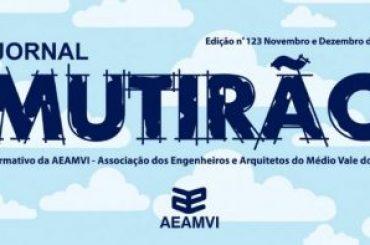 MUTIRÃO   Informativo da AEAMVI   Edição 123   Novembro e Dezembro de 2018