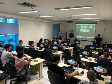 A avaliação dos alunos inscritos no curso de Autodesk – Revit