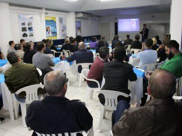 Festiva de julho com workshop da SA Concretos