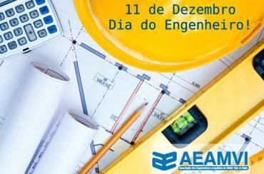 Parabéns ao Profissionais da Engenharia!