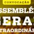 EDITAL DE CONVOCAÇÃO: ASSEMBLÉIA GERAL EXTRAORDINÁRIA