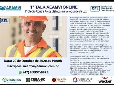 1º Talk AEAMVI